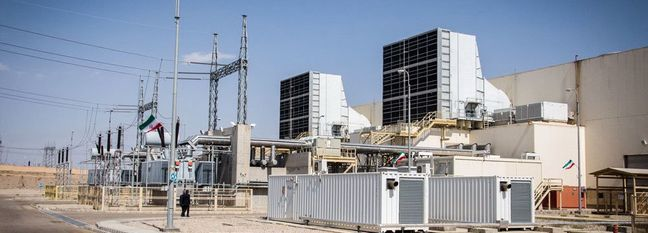 $1.7b Invested to Build 20 Power Plants in Iran