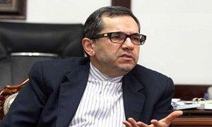 "Iranian Deputy FM Blasts Merkel's Remarks as ""Unreal, Unconstructive"""