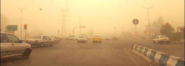 Dust Storm Predicament Persists