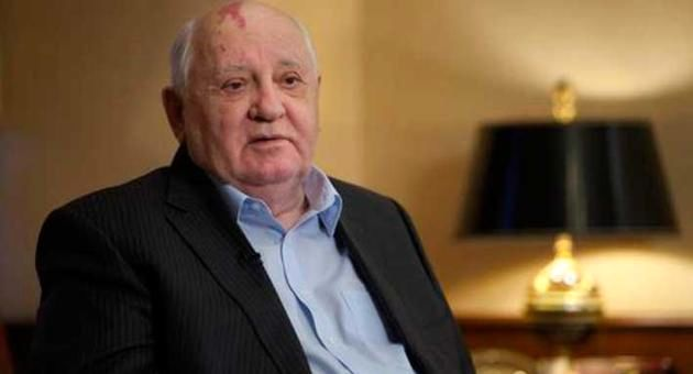Gorbachev Says U.S. Was Short-sighted on Soviets