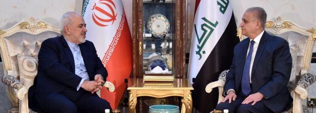 Zarif on Multipurpose Visit to Iraq
