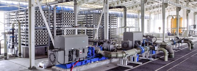 Water Desalination Taking Center Stage in Bandar Abbas