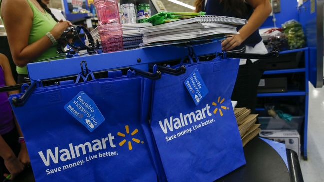 Wal-Mart Offers a Refuge for Sellers Tired of Amazon