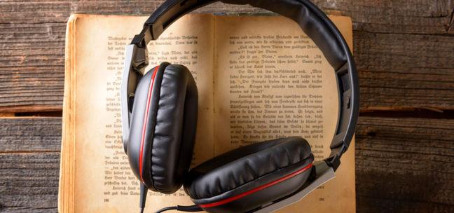 Audiobooks Catching On
