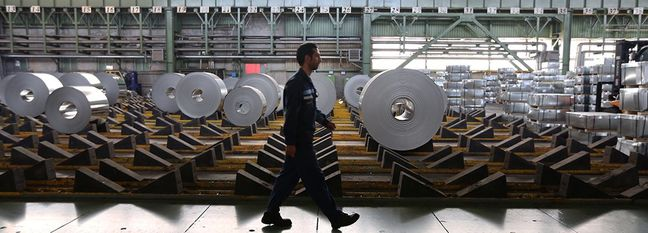 Iran Steel Output Increases 10.2% to 13.8 Million Tons