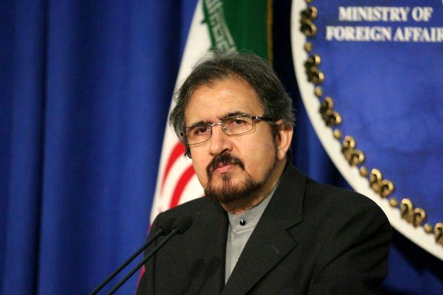 Iran sympathizes with victims of Russian plane crash