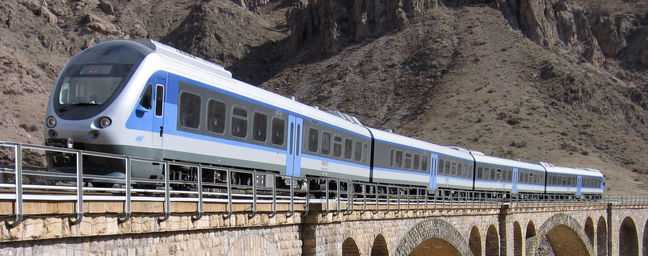 Iran-Russia Railroad Cooperation to Remain Unaffected by US Sanctions