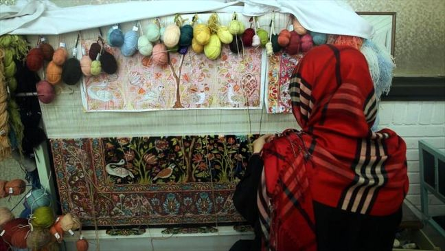 Iran Handicrafts to Get Internet Backing