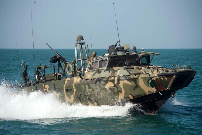 Saudi Arabia Says Iranian Guards in Custody After Boat Seized