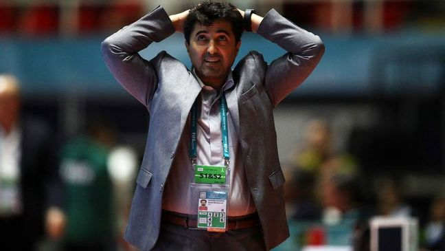 Iran futsal coach nominated as world top