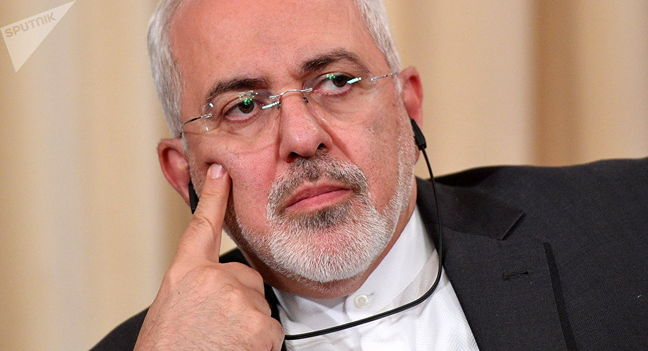Zarif: No Policy Shift Under US Pressure