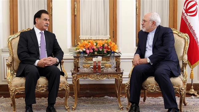 Iran ready to export gas, electricity to Pakistan: Zarif