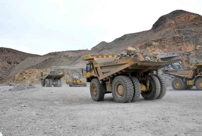 Iran Q1 Mineral Output Exceeds 84m Tons