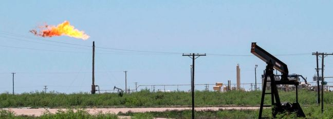1 in 10 Gas Flares in Permian Malfunction