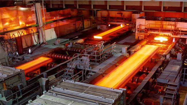 Iran's Debt-Laden Steel Giant Shows Signs of Recovery