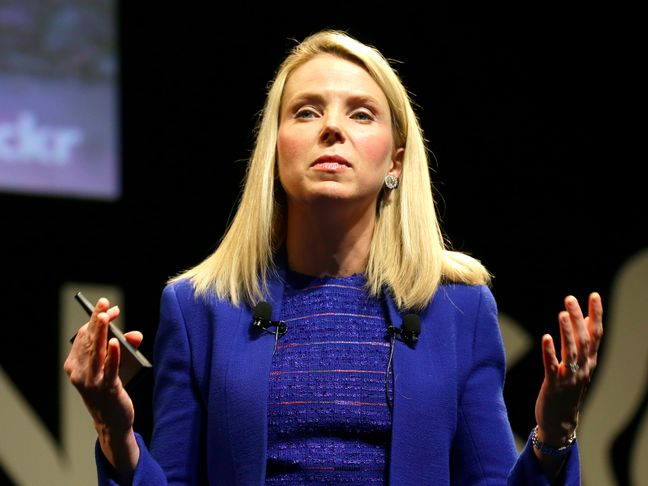 Verizon closes Yahoo deal, Mayer steps down