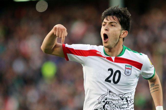 AFC qualifies Iranian football elite as star