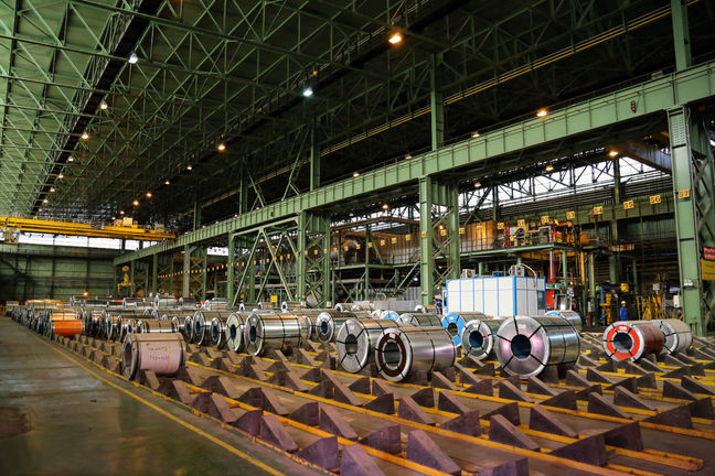 Iran Steel Exports Grow 48%