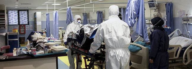 Iran Coronavirus Cases Reach 2,336