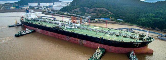 China's Crude Imports From Iran Up 5%