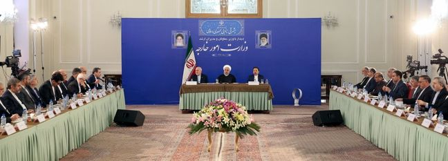 "Rouhani: Iran Determined to Pursue ""Constructive Interaction"" With World"