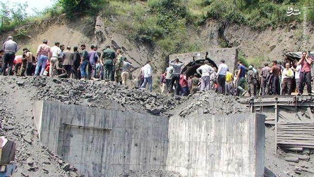 Coal mine explosion leaves casualties in NE Iran