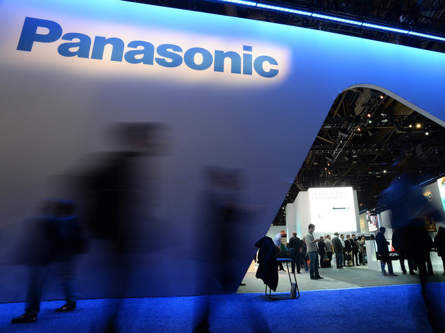 Panasonic Pushes for Iran Sales