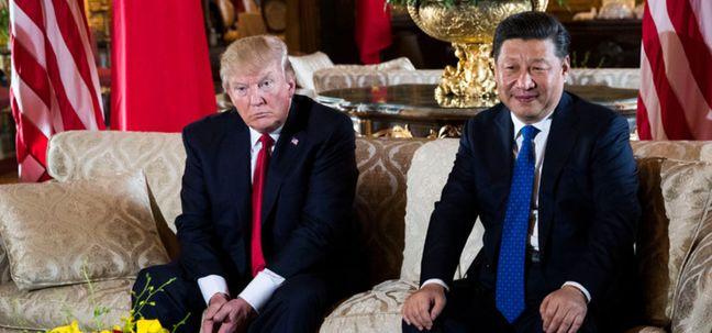 China presses Europe for anti-U.S. alliance on trade