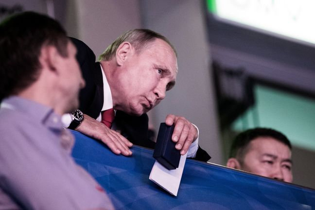 Putin Echoes China in Spurning U.S. on North Korea Sanctions