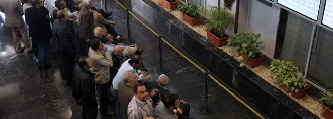 Tehran: Stock Rout Erases Autumn Gains