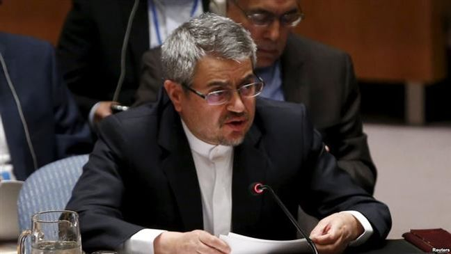 Iran writes official protest letter to UN chief on US ISA violation