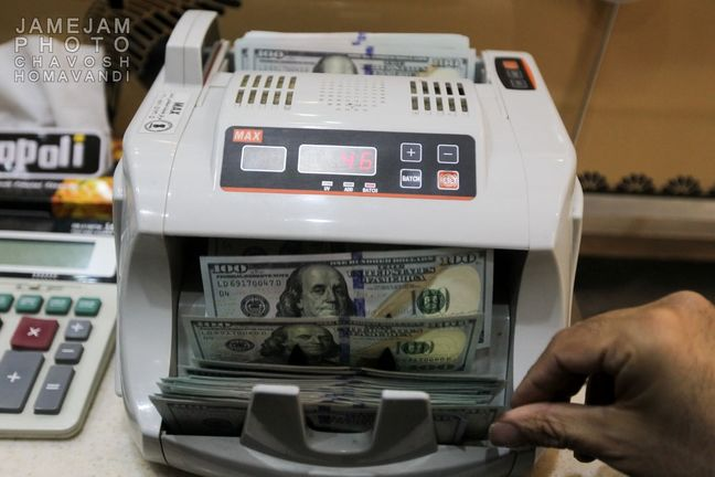 $2.8b of Non-Oil Export Revenues Sold in Iran's Secondary Forex Market