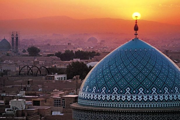 Iran; The Bright Star with Big Tourism Potential