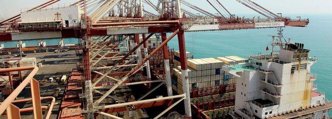 Iranian Ports in Q1 Handle 28 Million Tons of Goods