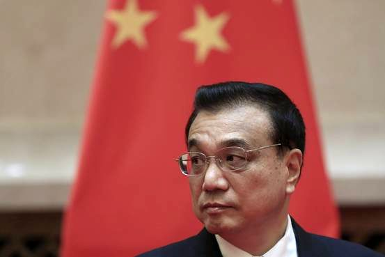 Facing Economic Challenges, China Trims 2017 GDP Target