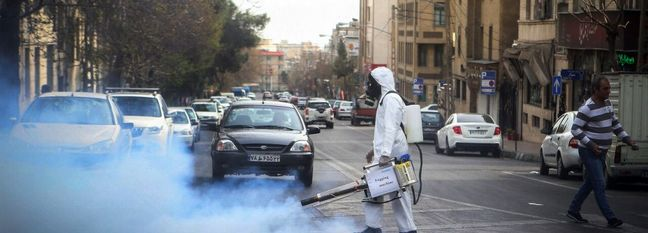 Iran to Enforce Strict Covid-19 Guidelines
