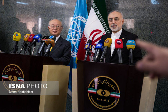 Amano didn't ask for inspection of Iranian military sites: Salehi