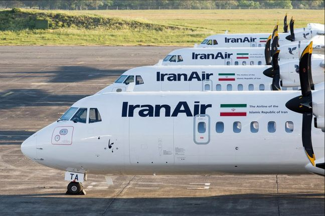 2 More ATRs to Land in Tehran Today