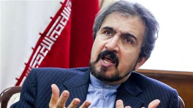 Iran says Britain's policies behind Middle East instability