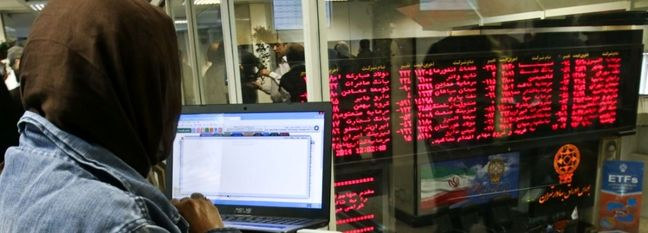 Tehran Stocks Surge to New Highs