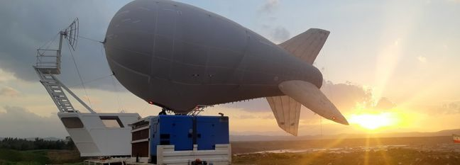 Iranian Space Research Center Upgrades Communication Balloons