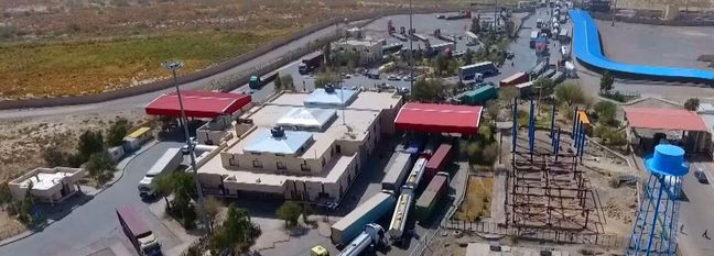 Trade at Milak Border Crossing With Afghanistan Back to Normal
