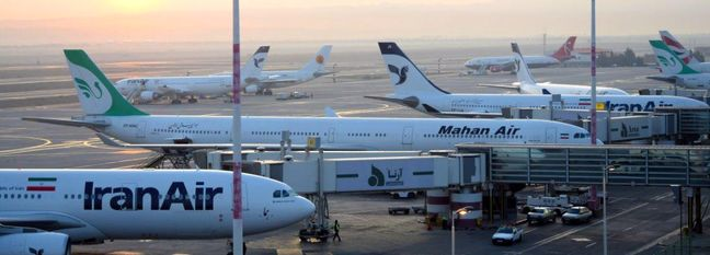 Airport Traffic Hit by Downturn in Nine Months
