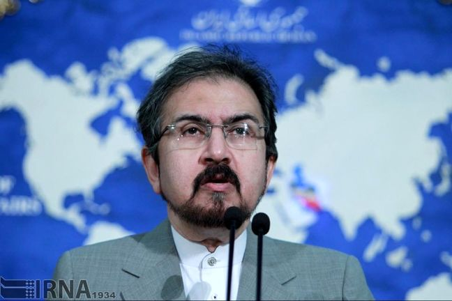 Spokesman criticizes US for exporting weapons to region