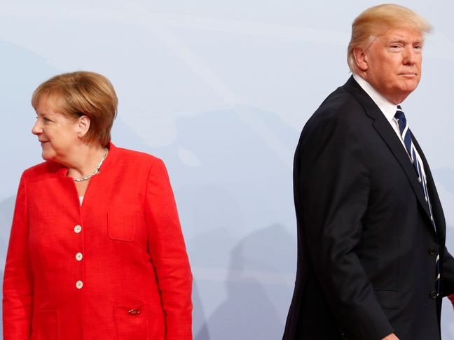 Europe to Trump: If You Want a Trade War, You'll Get One