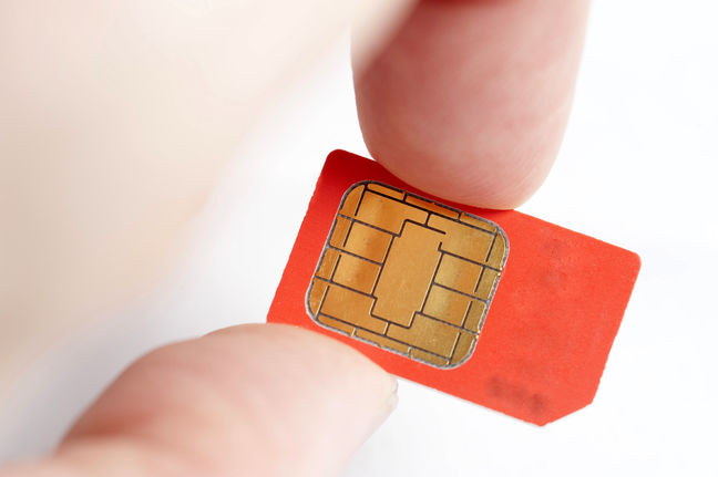 SIM Card Debut's Anniversary
