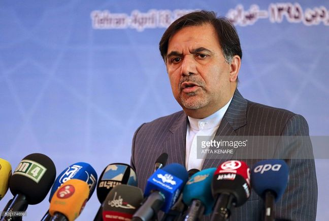 Minister: All Iran transit routes open to Afghanistan