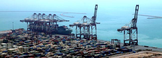 Iranian Ports Capacity Tops 240 Million Tons Per Annum