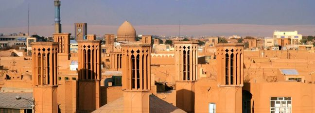 Yazd Gas Grid Expanding to Mountain Regions