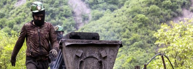 Decline in Coal Concentrate Production